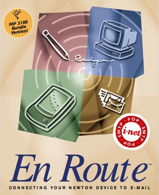 enRoute manual cover